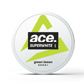 Ace Superwhite Citrus Slim Portion