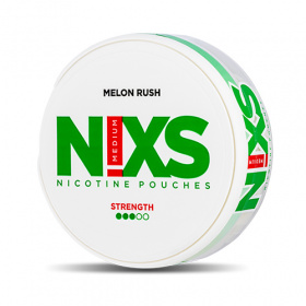 Nixs Melon Rush All White Portion