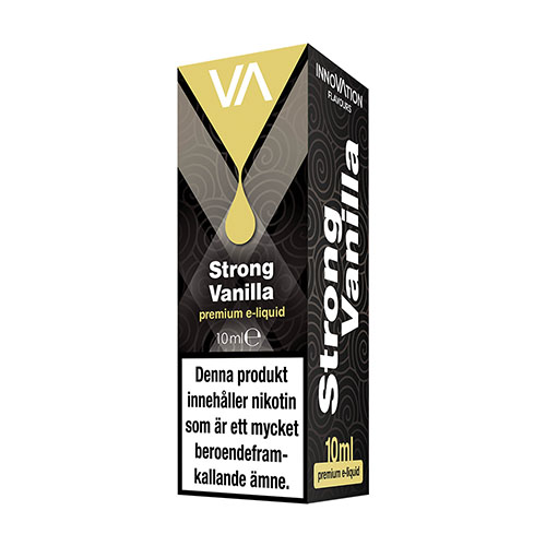 Strong Vanilla - Innovation i gruppen Sortiment / E-Juice hos cigge.se|store (428)