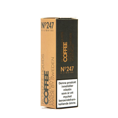 Coffee - 247 i gruppen Sortiment / E-Juice hos cigge.se|store (coffee-247)