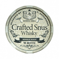 Crafted Snus Whisky White Portion