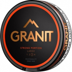 Granit Strong Large Portion