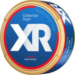 Göteborgs Rapé Xrange Strong White Large Slim Portion