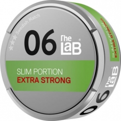 The Lab Series 06 Extra Strong Portion