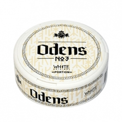 Odens No3 White Portion
