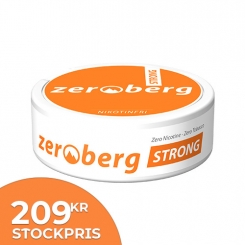 Zeroberg Strong Portion