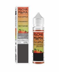 Fuji Apple Strawberry Nectarine (Shortfill) - Pachamama