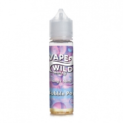 Bubble Pop (Shortfill) - Vape Wild