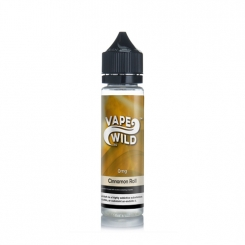 Cinnamon Roll (Shortfill) - Vape Wild