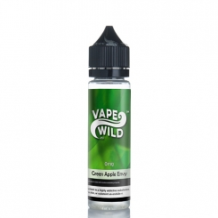 Green Apple Envy (Shortfill) - Vape Wild
