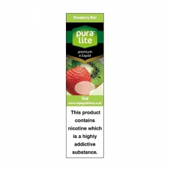 Strawberry Kiwi - Pura Lite