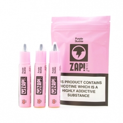 Purple Slushie 3 x 10ml - Zap!