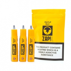 Starfruit Burst 3 x 10ml - Zap!