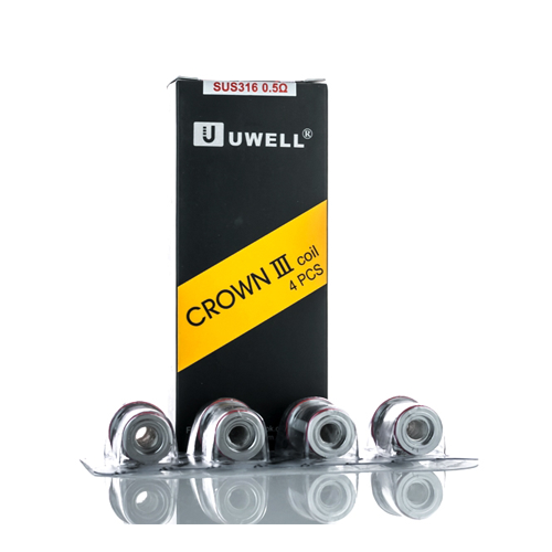 Crown 3 Coils - Uwell i gruppen Sortiment / Coils hos cigge.se|store (uwell-crown-3-coils)
