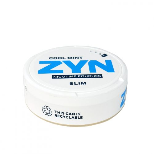ZYN Slim Cool Mint Extra Strong Portion