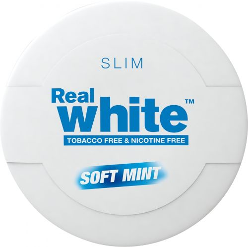 Real White Soft Mint Slim - KickUp