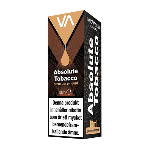Absolute Tobacco - Innovation
