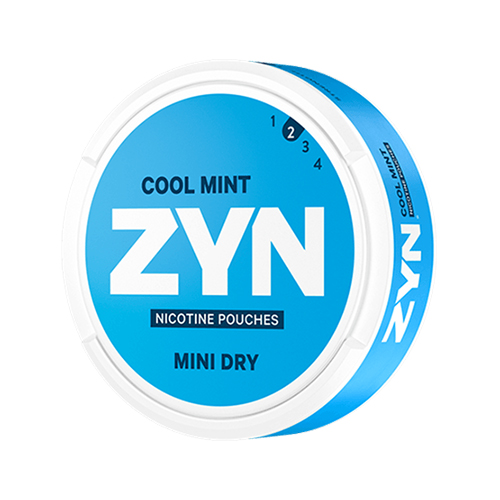 ZYN Cool Mint Portion