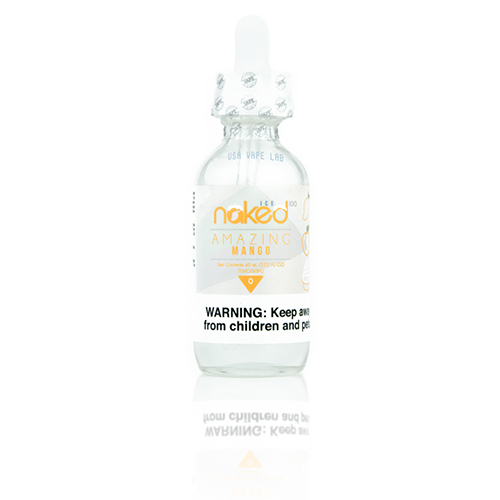 Amazing Mango Ice Shortfill E-juice