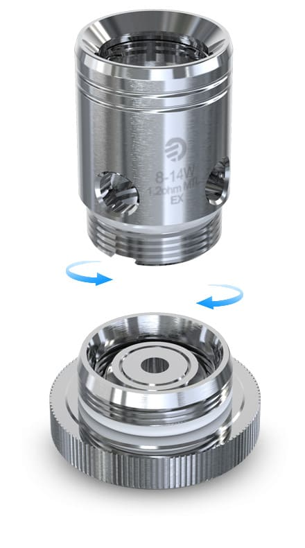 Hvordan du byter coil på din Exceed Edge Pod