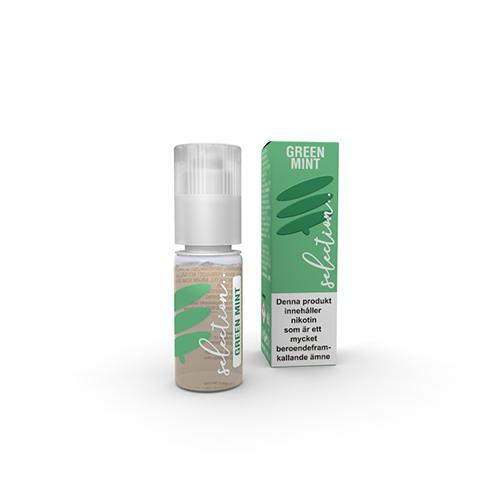 EQ Selection Green Mint 10ml E-juice