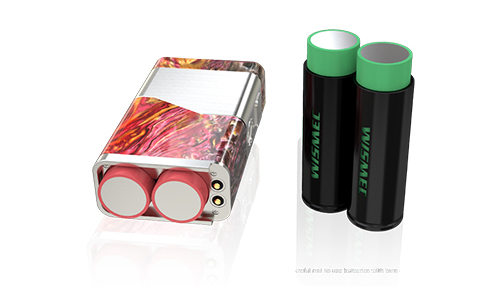 Luxotic NC batteri sleeves