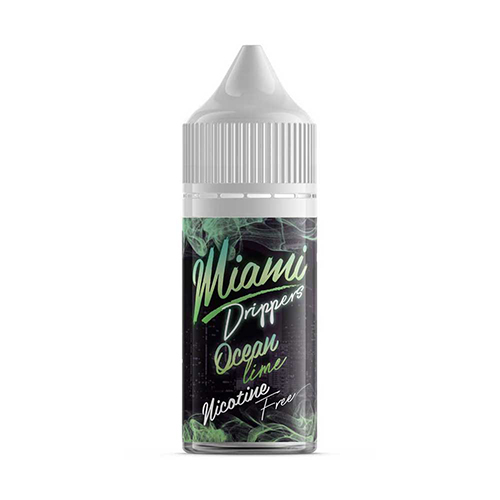 Ocean Lime - Miami Drippers - E-juice 25ml