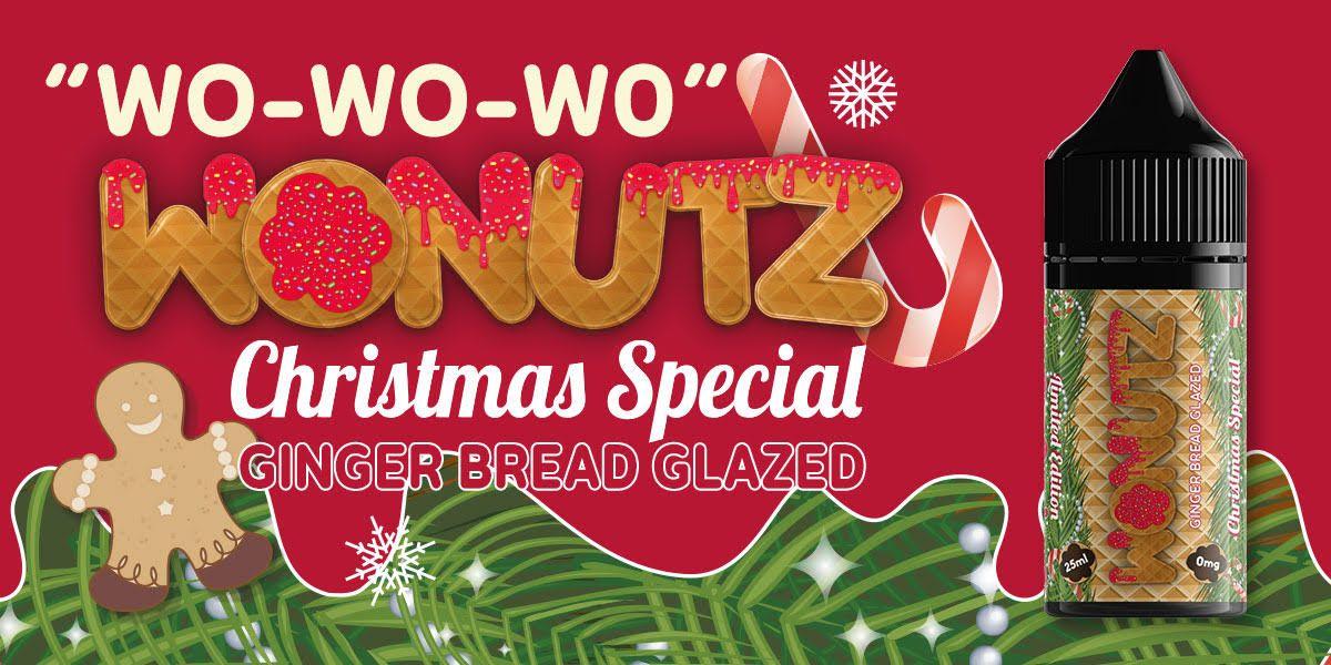 Wonutz Gingerbread