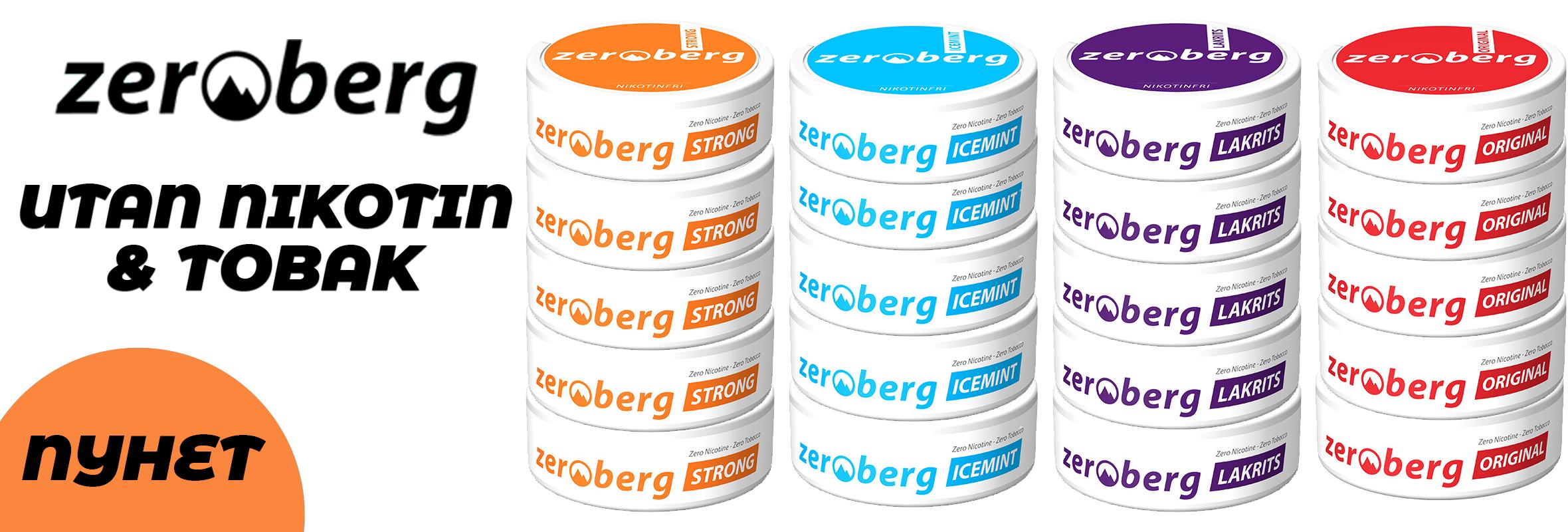 zeroberg snus