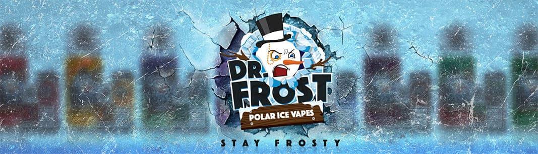 Dr Frost E-liquid logo