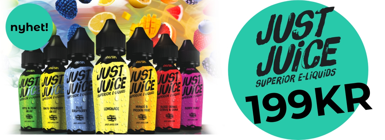 Just Juice Vape juice