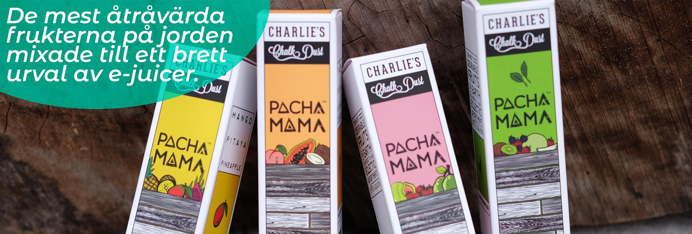 Pachamama Vape juice